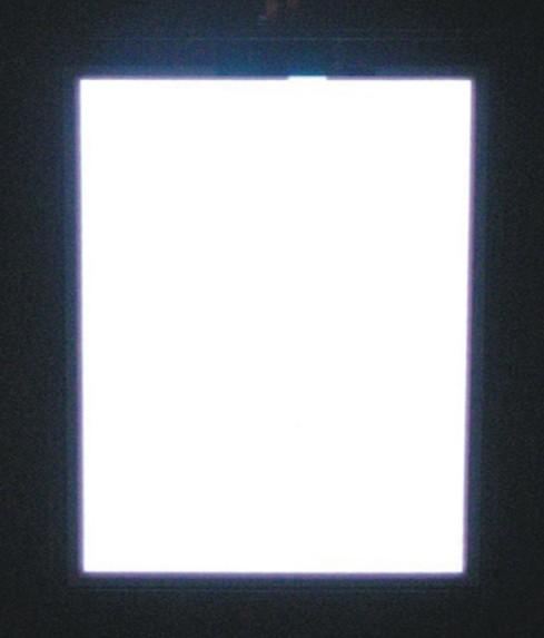 透明高科技边框ppt素材